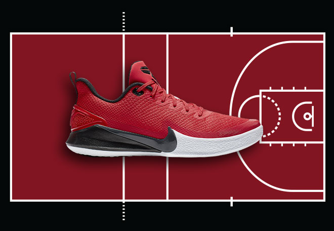 Nike Mamba Focus Basketball Shoe for Volleyball