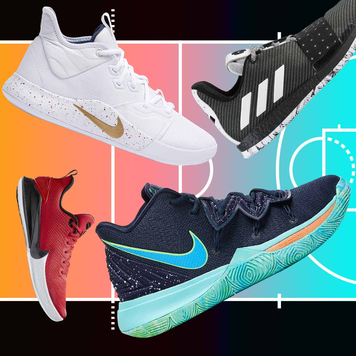 Best Basketball Shoes for Volleyball Featured Image