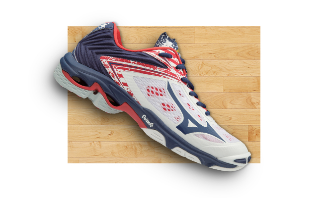 Mizuno Wave Lightning Volleyball Shoe
