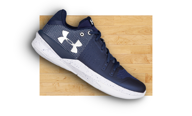 Under Armour Block City Volleyball Shoe
