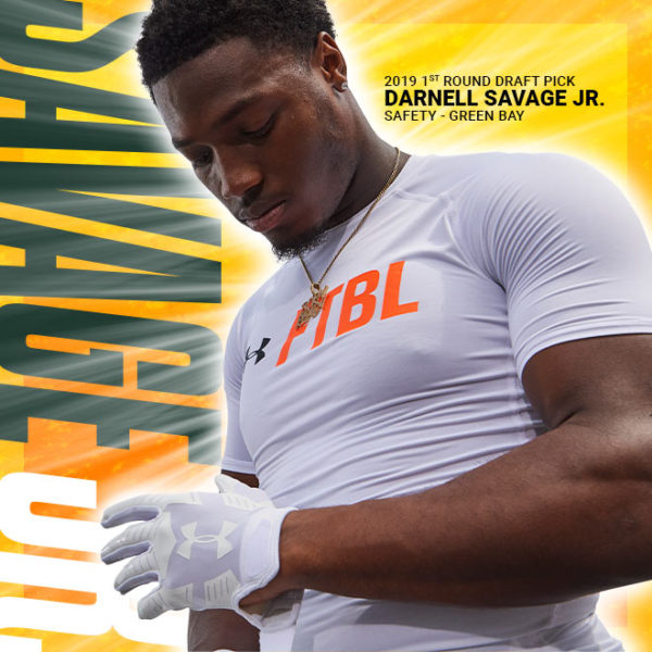 Watch Darnell Savage Jr.: Born Ready