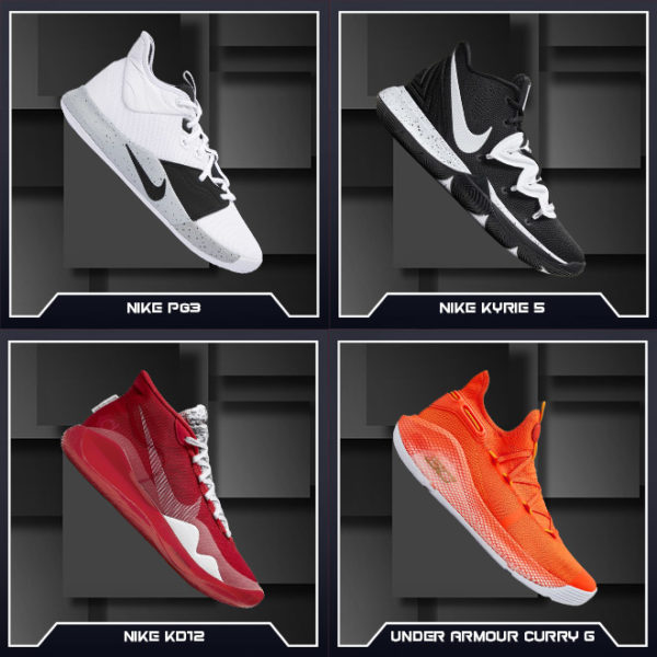 Best Basketball Shoes Featured Image