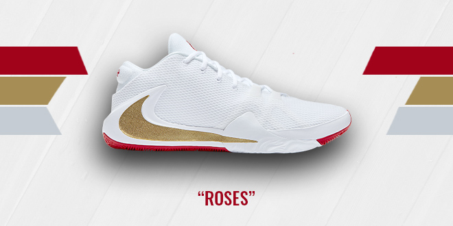 Shoe Colorway Power Rankings Roses