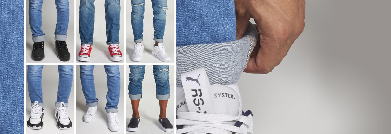 How To Cuff Your Jeans Spotlight